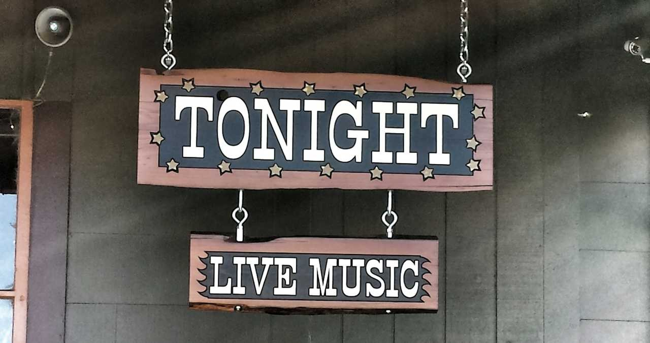 WoodLab Designs Nightly Specials Painted Wooden Bar Signs