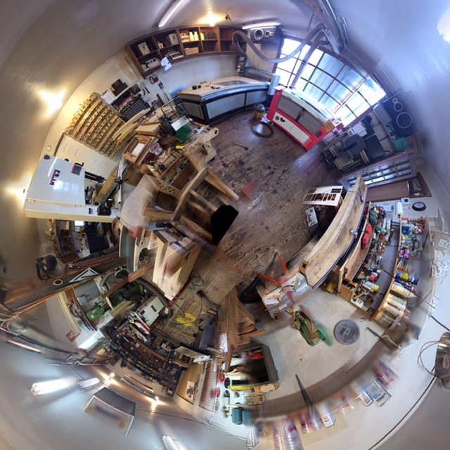 WoodLab Designs 360 degree view