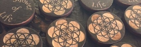 WoodLab Designs Festival Wooden Tokens