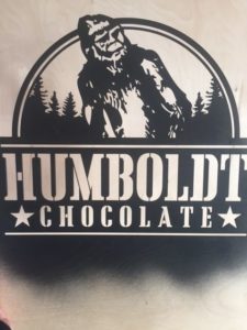 WoodLab Designs Humboldt Chocolate Bigfoot Stencil