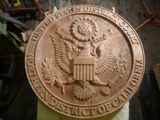 Northern District California Court Seal