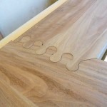 Laser Cut Counter Top furniture