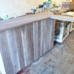 WoodLab Designs Grateful Dead Custom Bar furniture