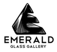 Emerald Glass Gallery Business Logo