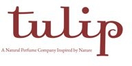 Tulip Perfume Business Logo