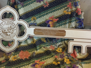 City of Eureka Recognition Key